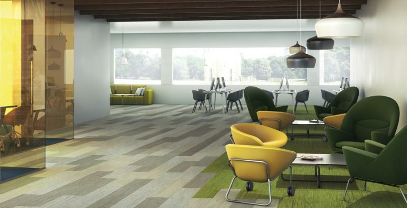 office flooring in birmingham
