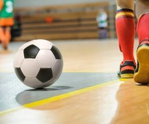 School Hall Sports Flooring in Birmingham