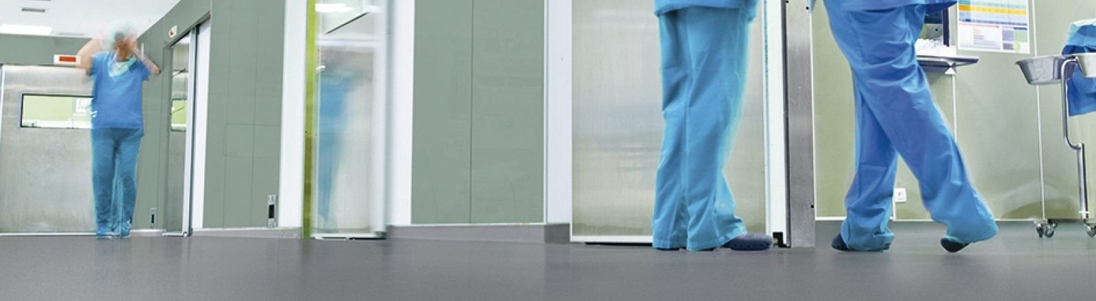 Altro Whiterock Installers Hygienic Wall Cladding