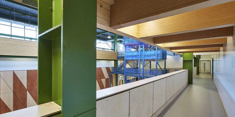DIY project with school flooring in birmingham
